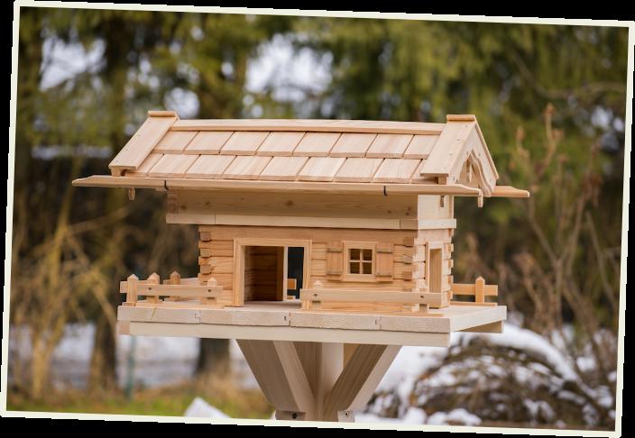 Vogelhaus vom Typ Linden